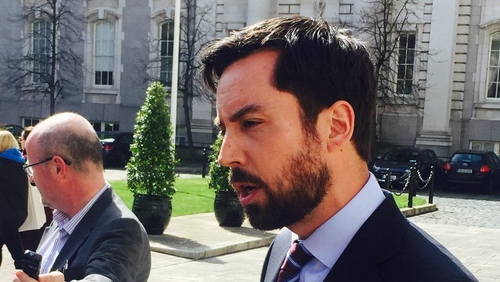 Eoghan Murphy said Fianna Fáil TDs were trying to undermine the confidence and supply deal