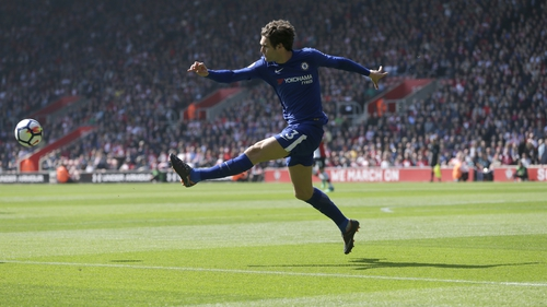 Marcos Alonso faces an FA charge