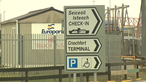 Liadh Ní Riada said the plan uses existing ports such as Rosslare and Cork
