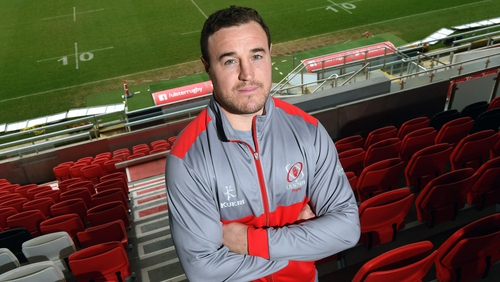 Rob Herring spoke on behalf of the Ulster players today