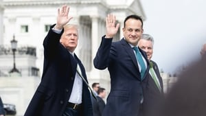 Donald Trump told Leo Varadkar he planned to visit Ireland this year