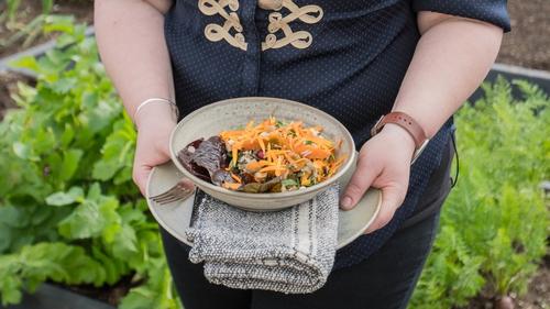 Chef Jessica Murphy of Kai Restaurant