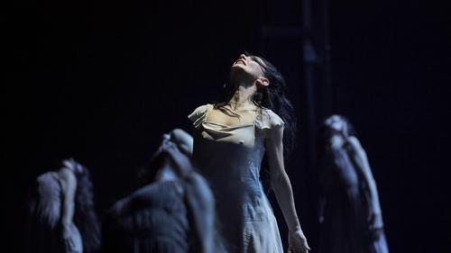Tamara Rojo in Akram Khan's Giselle