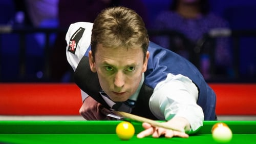 Doherty last played at the Crucible in 2014
