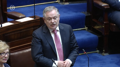 There has been calls from five Labour councillors in the last fortnight for Brendan Howlin to step down as leader