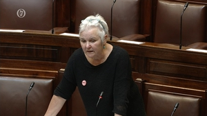 Bríd Smith said nothing the Government announces on climate can be taken serious (file image)