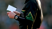 Referees in Gaelic Games often have to deal with anger from the sidelines