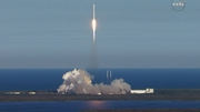 The Transiting Exoplanet Survey Satellite soared into orbit on a SpaceX Falcon 9 rocket