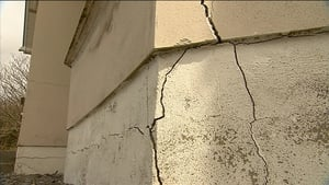 Up to 5,700 homes in Donegal and north Mayo have been affected by problems in their concrete blockwork