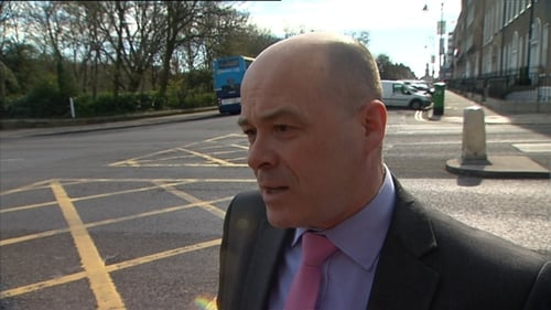 Minister Denis Naughten said he had never been directly involved in the procurement process