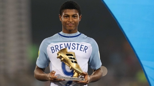 Rhian Brewster claimed a Spanish player racially abused Morgan Gibbs-White