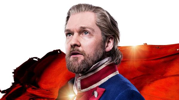 Killian Donnelly as Jean Valjean