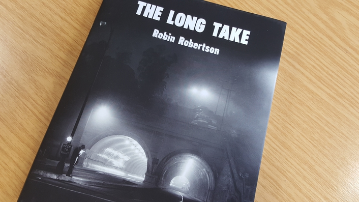 "Review: ""The Long Take"" by Robin Robertson"