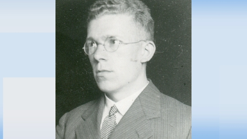 In public lectures Dr Asperger declared his allegiance to the tenets of Nazi medicine (Pic: Molecular Autism journal)