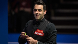 Ronnie O'Sullivan faces Stephen Maguire in the first round