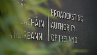 A chuid moltaí maidir le rialú ar na meáin shóisialta foilsithe ag Údarás Craolacháin na hEireann
