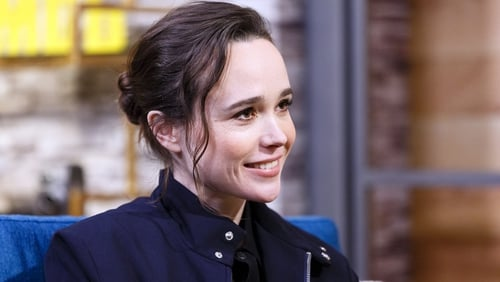 """Ellen Page - """"I absolutely loved it. I will definitely be back"""""""
