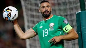 Jonathan Walters called on social media giants to clamp down on online racist abuse of sports stars