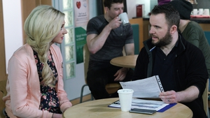 Kerri-Ann tells Decco she's moving to England on Fair City