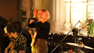 Cathy Davey releases a live album for Record Store Day