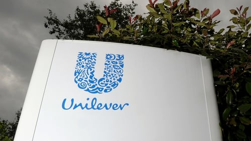 Unilever now uses more than 700,000 tonnes of virgin plastic - created using raw materials instead of recycled materials - each year
