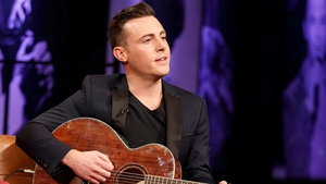 Nathan Carter singing Gentle Mother on The Late Late Show
