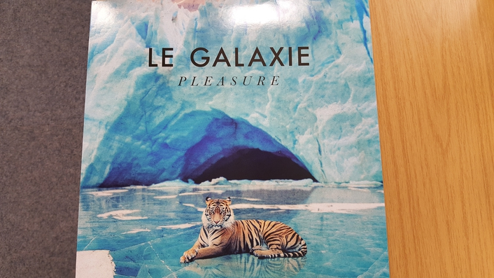 Le Galaxie in session