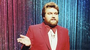 1982: Brendan Grace presenting That's Showbiz