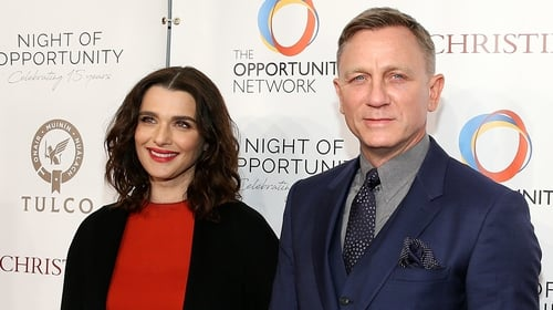 Rachel Weisz and Daniel Craig are expecting their first child together