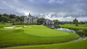 Adare Manor would certainly provide a setting fit for the Ryder Cup