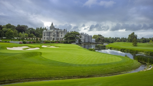 Adare Manor will host the tournament next year