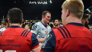 Donnacha Ryan is set to face his old team-mates once again