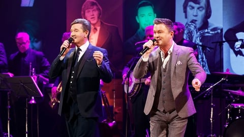 Daniel O'Donnell and Michael English | The Late Late Show