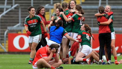 Bríd Stack believes Cork will have to play with abandon against Mayo in their league semi-final.