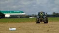 Cutting of 400 acres of silage is under way at Shannon Airport