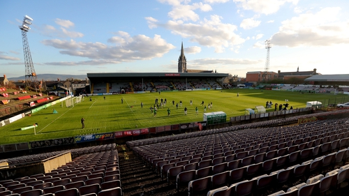 Dalymount Park may well be the venue for Frank Lampard's first match in charge of Chelsea should the Derby manager return to the Bridge