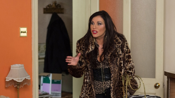 Kat and Stacey continue to clash