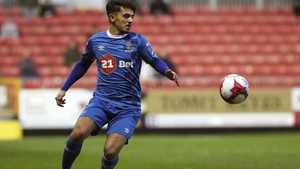 Faysel Kasmi was to the fore as the Blues prevailed