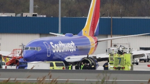 The engine explosion on Southwest Airlines flight 1380, which caused the death of one passenger, was caused by a fan blade that broke off
