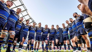 Leinster are chasing another European crown