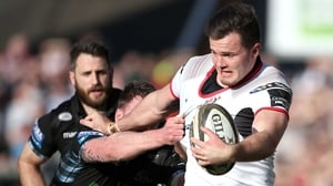 Ulster are now four behind Edinburgh heading into next week's last round of games.