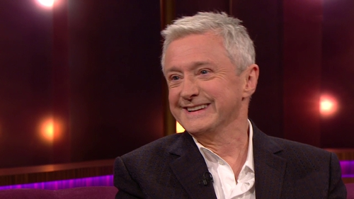 """Louis Walsh - """"I'm looking forward to another series of Ireland's Got Talent, going back to my day job as a manager, writing my memoirs and seeing the world!"""""""