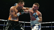 Carl Frampton and Nonito Donaire