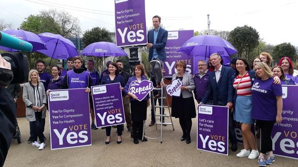 Social Democrats campaign launch