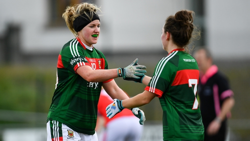 Mayo are standing in the way of Dublin's first Division 1 title