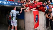 Donnacha Ryan helped Racing to their second ever Champions Cup final