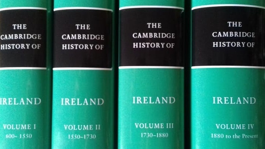 Cambridge History of Ireland