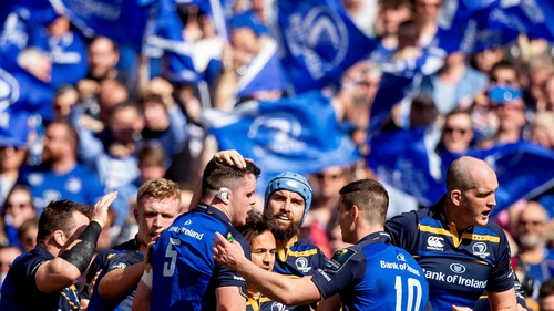 Leinster are unbeaten in the competition