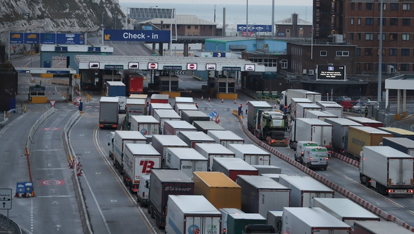 The committee is concerned over delays at UK ports from 1 January