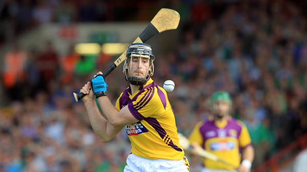 PJ Nolan made 57 appearances for Wexford since making his debut in 2006